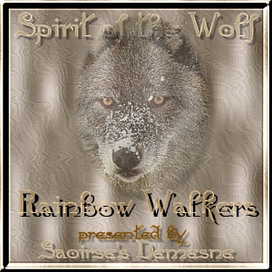 Spirit of the Wolf Recognition Plaque